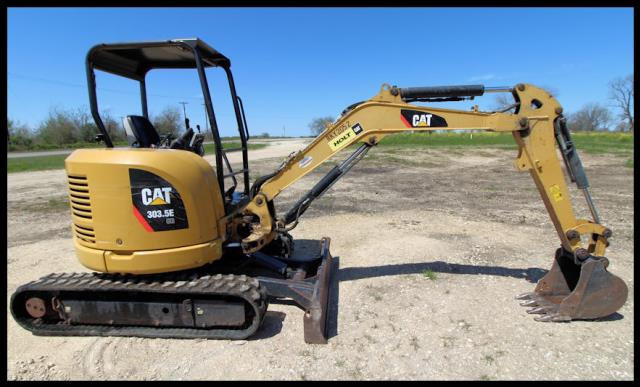 Where to find USED, 2013, CAT, EXCAVATOR, 303.5 in Austin