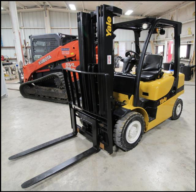Where to find USED, 2013, YALE, FORKLIFT, GDP050 in Austin