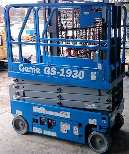 Where to find NEW 2020 GENIE GS-1930 in Austin